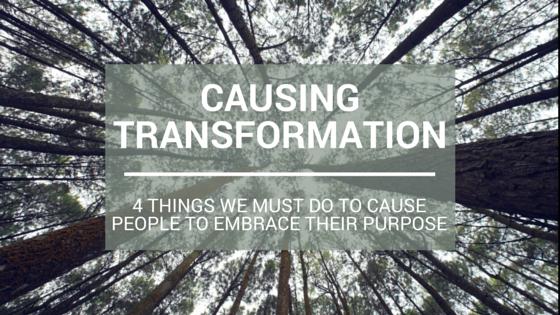 Cause Transformation